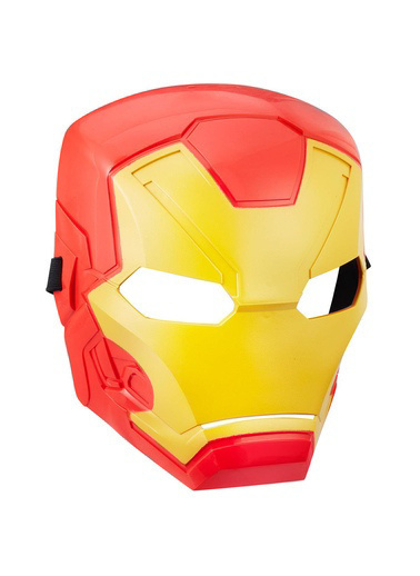 Avengers Avengers Maske Iron Man Renkli